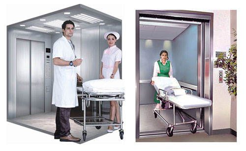 HOSPITAL ELEVATOR Image
