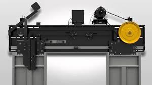 MITSUBISHI TYPE CENTER OPENING MACHINE Image